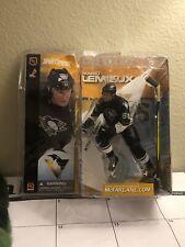McFarlane 2001 Mario Lemieux NHL Pittsburgh Penguins series 2 (rookie piece)
