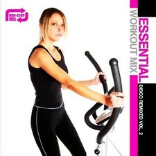 Vol. 2-Essential Workout Mix: Disco Remixed - Essential Wo (2013, CD NIEUW) CD-R