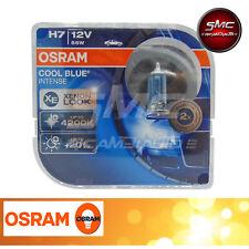 2 Lampade Osram H7 Cool Blue Intense Lampadine Fari Auto Moto - Effetto Xenon.