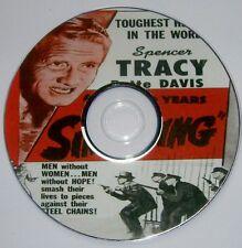 FILM NOIR 113: 20,000 YEARS IN SING SING (1932) Michael Curtiz, Spencer Tracy