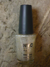 NYC NAIL POLISH QUICK DRY IN A NEW YORK MINUTE ENCHANTED EXCLUSIVE 2012 LACQUER