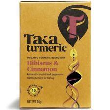 Taka Turmeric Hibiscus Cinnamon Tea 15 Sachet