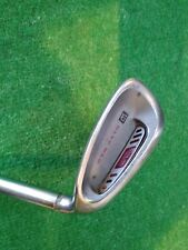 Wilson Deep Red Fatshaft sand wedge Regular steel