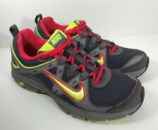 f670f287267b1 Nike Air Alvord 9 Trail Womens Running Athletic Sneaker Shoe Gray   Red  Size 8.5