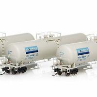 Athearn N 30000 Gallon Ethanol Tank TEIX White #3 (3)