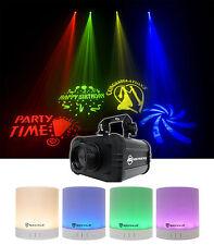 American DJ ADJ GOBO PROJECTOR IR LED Light w/ 4 Colors+4 Patterns+Free Speaker!