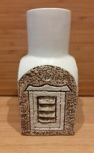 Troika  Pottery Vintage 1970s Spice Jar  Signed L .J Louise Jinks Perfect Cond