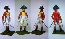 PEINT!  Officier du 1er rgt. Suisse, 1805 / 54 mm