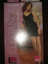 Mediven Elegance Compression Thigh-High 20-30 W Lace TopBand, closed toe, size 1