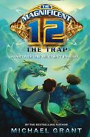 The Magnificent 12 - The Trap by Michael Grant, NEW Book, FREE & Fast Delivery,