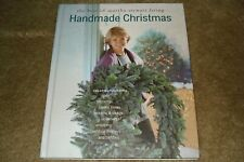 Handmade Christmas (The Best of Martha Stewart Living) H/C 1995