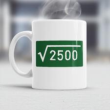 50th Birthday Gift Present Idea For Men Women Ladies Dad Mum Happy 50 Mug