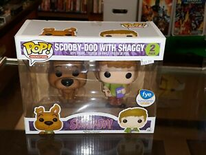 Funko Pop! Animation Scooby-Doo with Shaggy 2 Pack FYE Exclusive