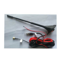 DAB/DAB+ Car Radio Aerial Amplified Roof Mount Antenna AM/FM SMA Male Connector