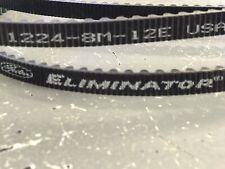 Gates Eliminator Industrial Power Transmission Belt 1224-8M-12E