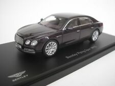 BENTLEY FLYING SPUR W12 2012 Damson 1/43 Kyosho 05561D NEUF