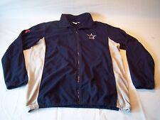 NFL Dallas Cowboys Fleece Zip Up Sweatshirt Men's Size XL
