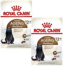 Royal Canin Senior Ageing Sterilised 12+ Futter für kastrierte Seniorkatzen 8 kg