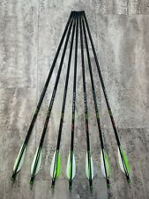 Carbon Express Maxima XRZ 350 Arrows with 3 Nockturnal FIT Nocks