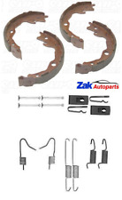 FOR NISSAN QASHQAI (J10) 2007-2013 REAR HANDBRAKE SHOES SET & FITTING KIT SET