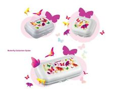 New Tupperware Butterfly Collection Oyster Trio