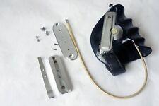 "Linhof Black Anatomical Left Hand Grip for 4x5"" Technika Complete Set Works Well"