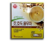 Korea Tea_Ottugi Pinenuts Walnuts Job's tears Tea_Powder type_15bag in a box