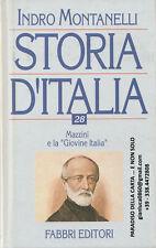 STORIA D'ITALIA vol.28 (Montanelli - Fabbri editori)
