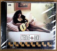 """PRODIGIO CLAUDIO - """" CUERDAS DE AMOR """"  CD"""