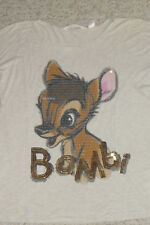 Sweatshirt Pullover Shirt beige Gr. 170 Bambi H & M Disney