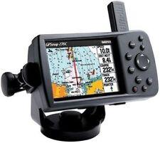 GARMIN GPS CHARTPLOTTER MARINE 276C GPSMAP BOAT  376C 478 176C