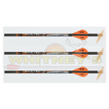 Ravin Crossbow Xbow Archery Bolts W/ Lighted nocks .001 Straightness 3 pack R134