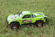 Traxxas Truck Car Body Green 1/10 Slash 4x4 VXL 2WD Slayer Shell Cover Baja 6811