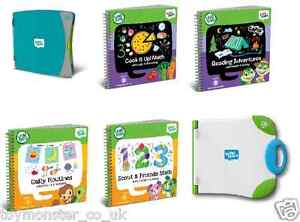 LeapFrog Leapstart Book Selection and Device **BRAND NEW** Multi-Listing