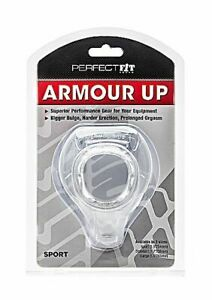 Perfect Fit Armor Up  Transparent Sex Toys