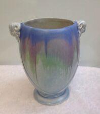 Stunning Vintage Crown Devon Rams Head Vase A149/7in