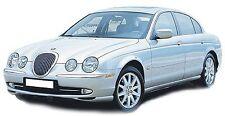 Jaguar S Type X200 Workshop Service & Repair Manual 1999 - 2003 on CD