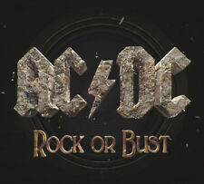 AC/DC ROCK OR BUST CD NEW