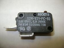NMD SZM-V21-FC-93 NORMALLY OPEN MICROWAVE OVEN DOOR MICRO SWITCH FC93
