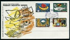 Australian First Day Cover. 1972 primary industries