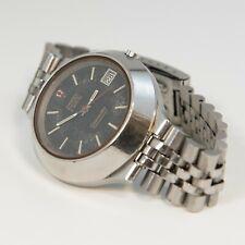 OMEGA Men's Electronic f300 Hz Seamaster Chronometer Wristwatch WORKING (MRD)