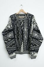 VINTAGE Protege Sweater Oversized Coogi Style USA Mens Size XL