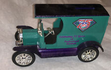Ertl 1912 Ford Open Front Panel Side Bank 1/25 NFL 75th Anniversary!