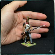 Russian grenadier infantry Napoleonic wars 1812-1814 painted tin soldier 54 mm
