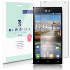 iLLumiShield Anti-Glare Matte Screen Protector 3x for LG Optimus 4X HD (P880)