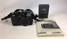 Canon Powershot G11 Zoom lens 5X IS