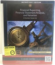 Financial Reporting, Financial Statement Analysis, and Valuation by Wahlen