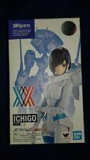 Tamashii Nations S.H. Figuarts Darling In The Franxx - Ichigo! by Bandai Spirits