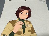 Original production animation cel you're Under Arrest (Natsumi Tsujimoto)