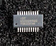 IDTQS32245QG HIGH-SPEED CMOS QUICKSWITCH 8-BIT BUS SWITCH